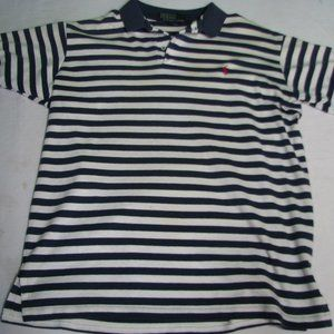 Vintage Polo Ralph Lauren Striped Polo Shirt